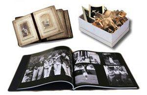 photo restoration album