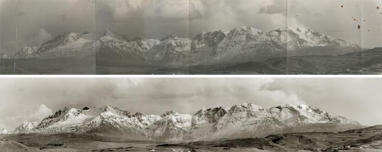 Panorama-Comparison