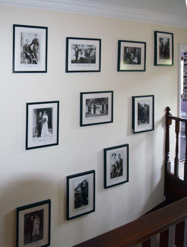 Restored Photograph Gallery