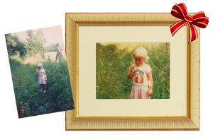 photo restoration framing
