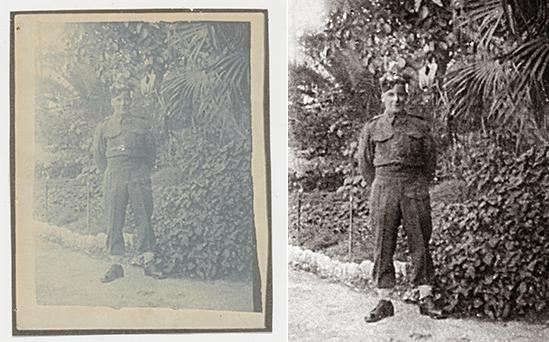 Soldier-Comparison