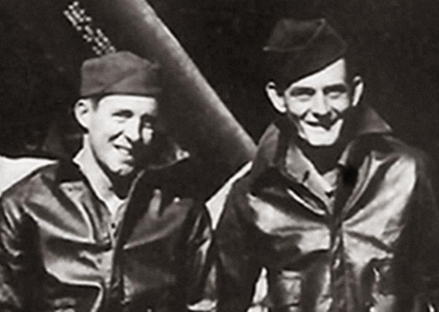 Sheffield Bomber Pilots (after)