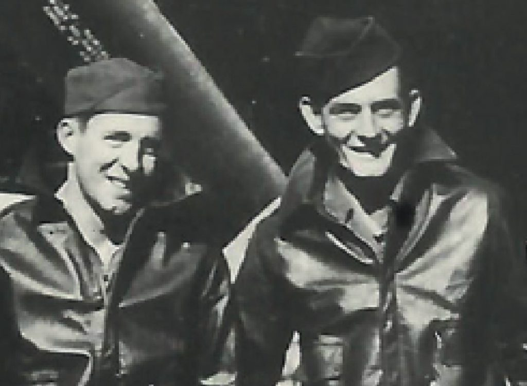 Sheffield Bomber Pilots